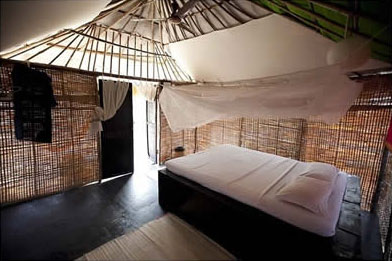 Bamboo Accomodation