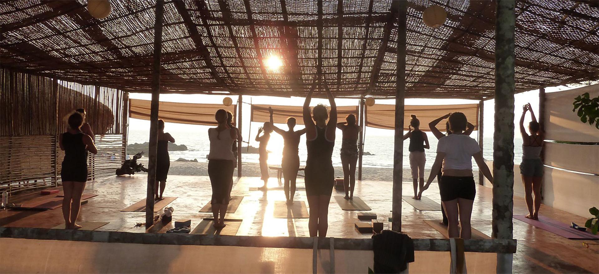 Bamboo Yoga Retreat