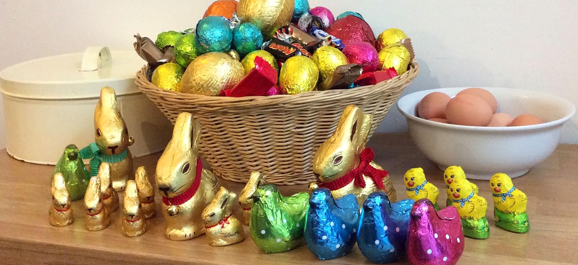 Easter Treats and Yoga Retreat